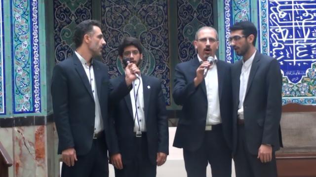هقته دفاع مقدس مسجد منیریه، پایگاه مقاومت بسیج یاسر، حوزه علمیه حضرت ابوطالب (ع)