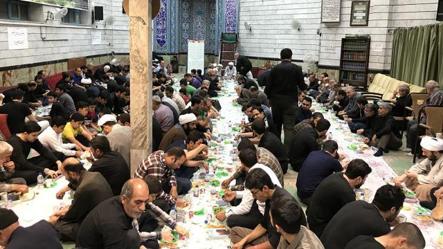 مراسم سالگرد ارتحال امام خمینی رحمت الله علیه و سالگرد شهدای مظلوم 15 خرداد