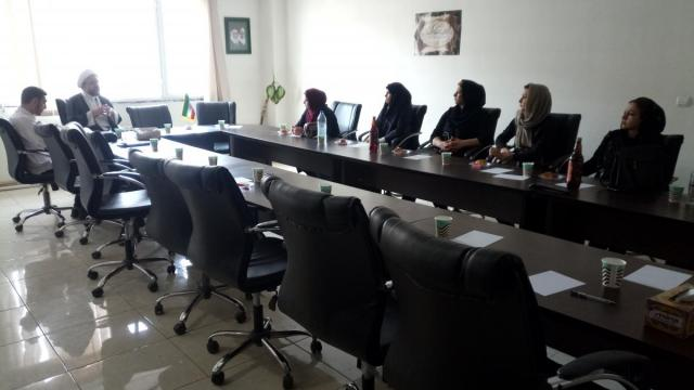برگزاری جلسه مشاوره تربیتی فرزند برای والدین بسیج دانشآموزی مسجد حضرت ابوطالب علیهالسلام