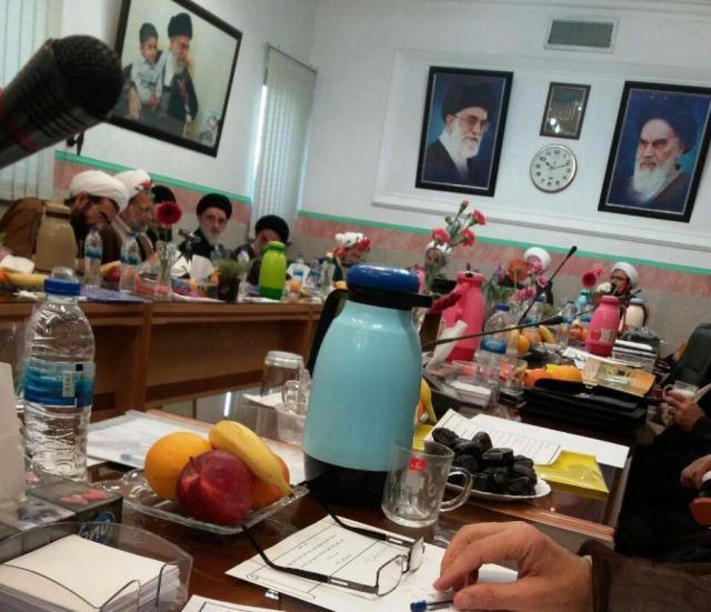ششمین اجلاس مسئولان محترم حوزههای علمیّه