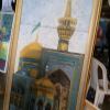 حضور حجت الاسلام و المسلمین سینایی در جشنواره ضریح مهربانی